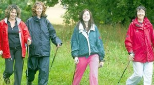 Nordic Walking Wicklow